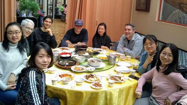 Effective Chinese sponsors Weekly Meetups